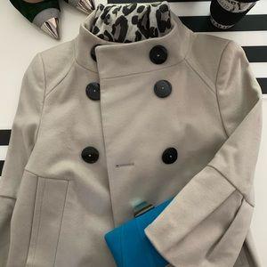 Zara Wool Short Coat